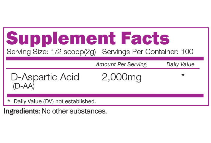 D-ASPARTIC ACID
