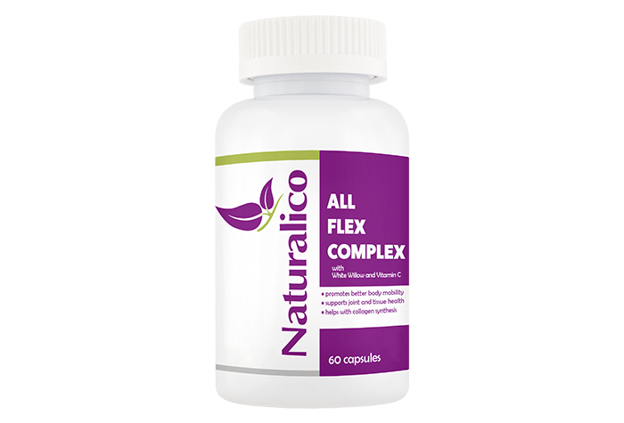 ALL FLEX COMPLEX - with White Willow and Vitamin C