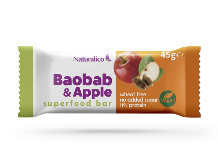 SUPERFOOD BAR-BAOBAB