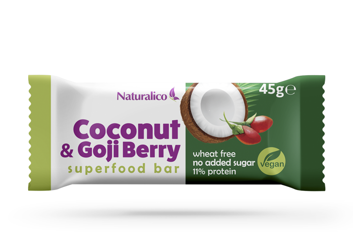 SUPERFOOD BAR-COCONUT