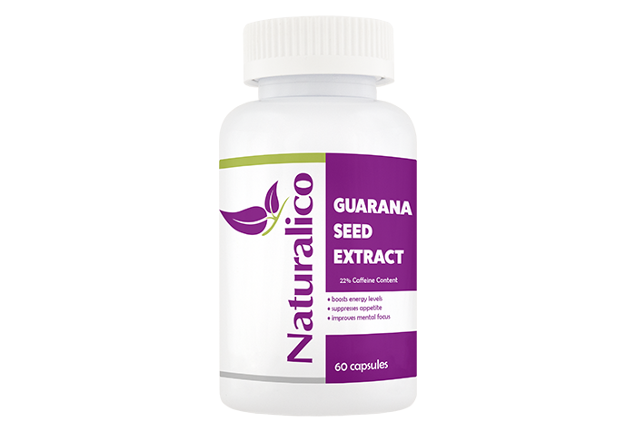 GUARANA SEED EXTRACT - 22% Caffeine