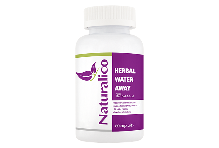 HERBAL WATER AWAY - with Birch Bark Extract