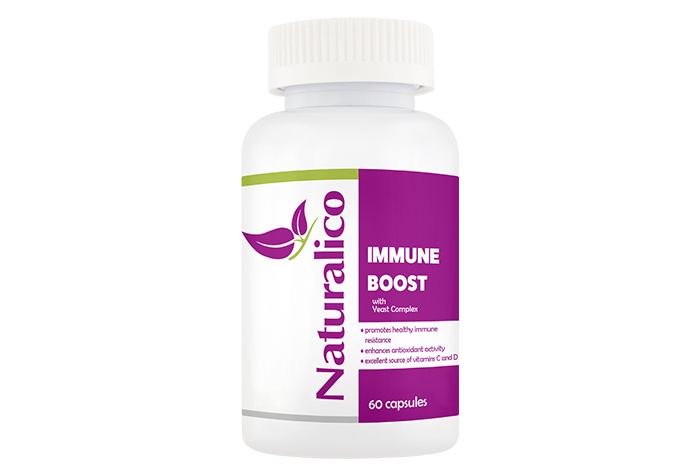 IMMUNE BOOST - with Yeast Complex
