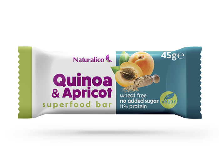 SUPERFOOD BAR-QUINOA