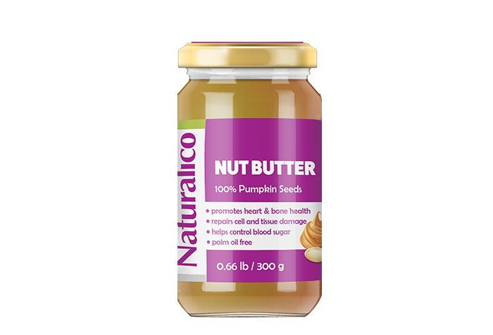 NUT BUTTER 100% PUMPKIN SEEDS