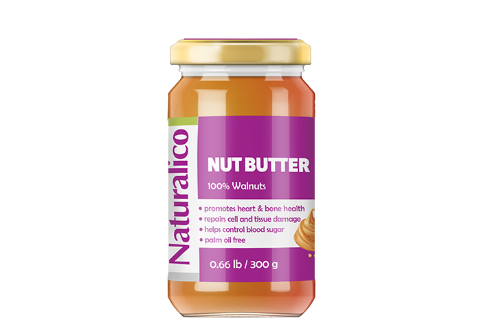 NUT BUTTER 100% WALNUTS